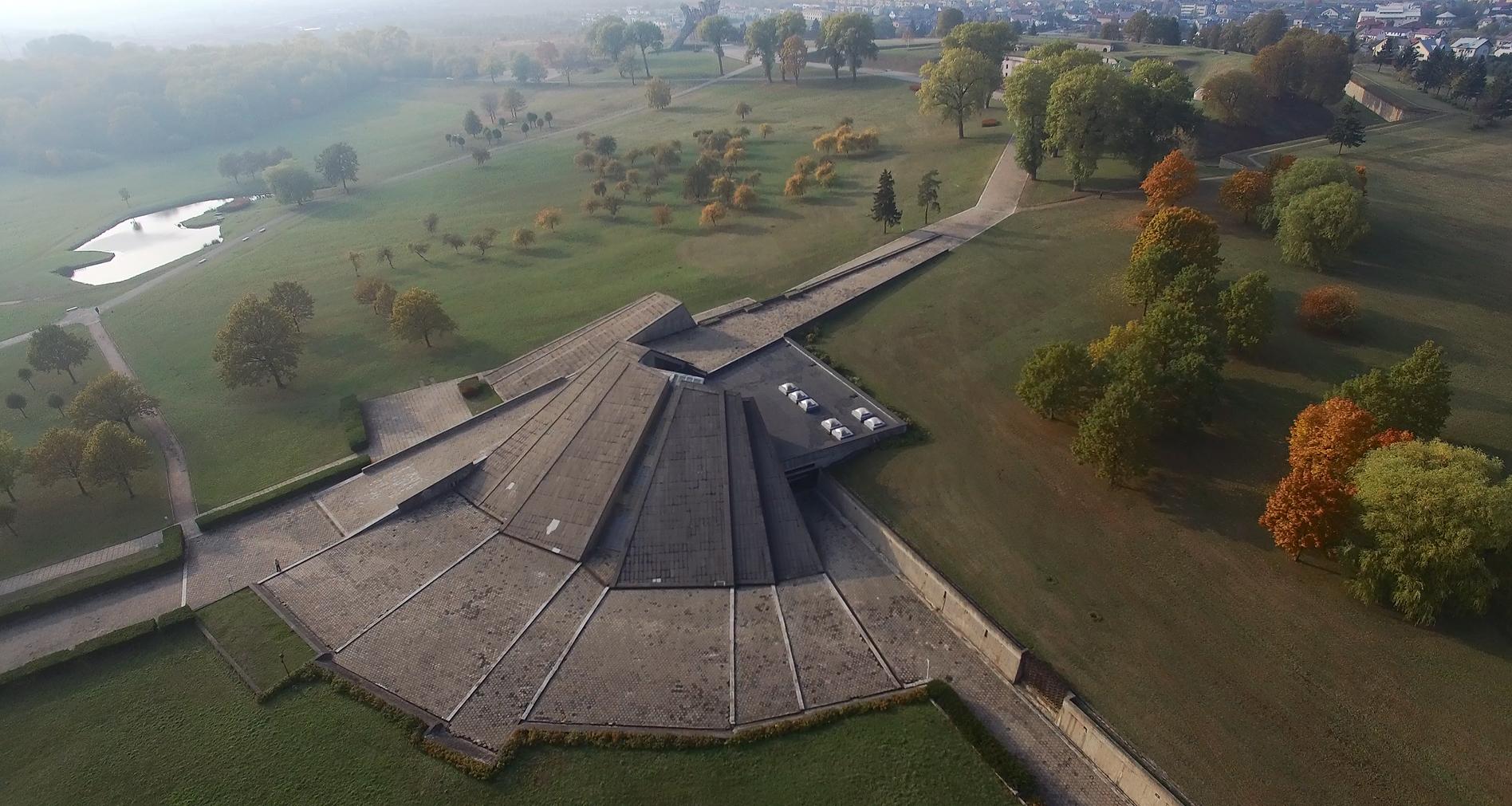 IX Forte na cidade de Kaunas, Lituânia